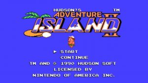 Adventure Island II (NES) Game Hub