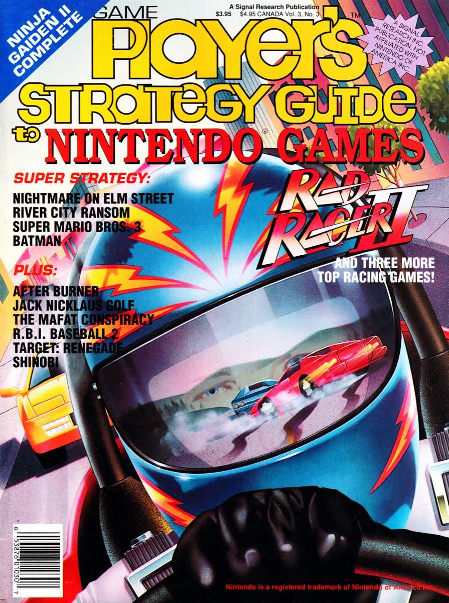 Game Players Guide To Nintendo | June 1990 p-0