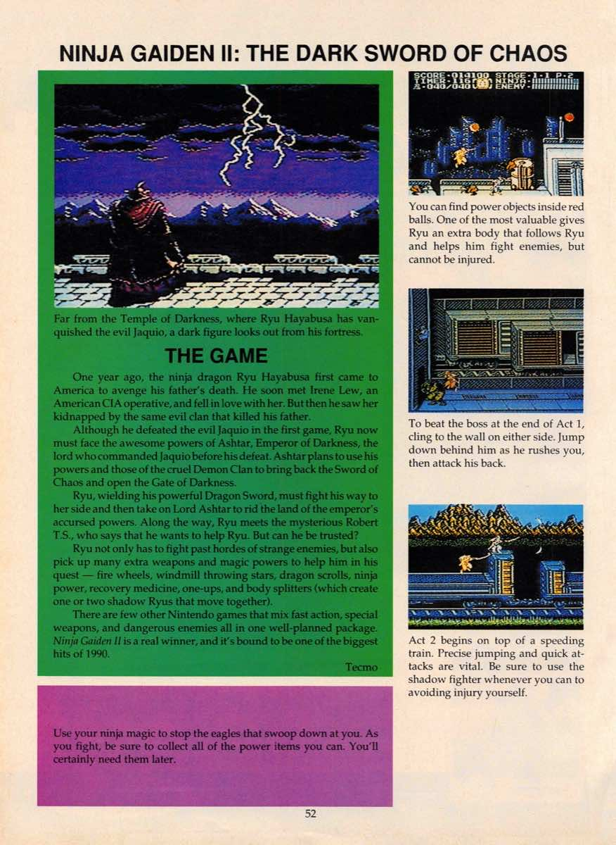 Game Players Guide To Nintendo   June 1990 p-052
