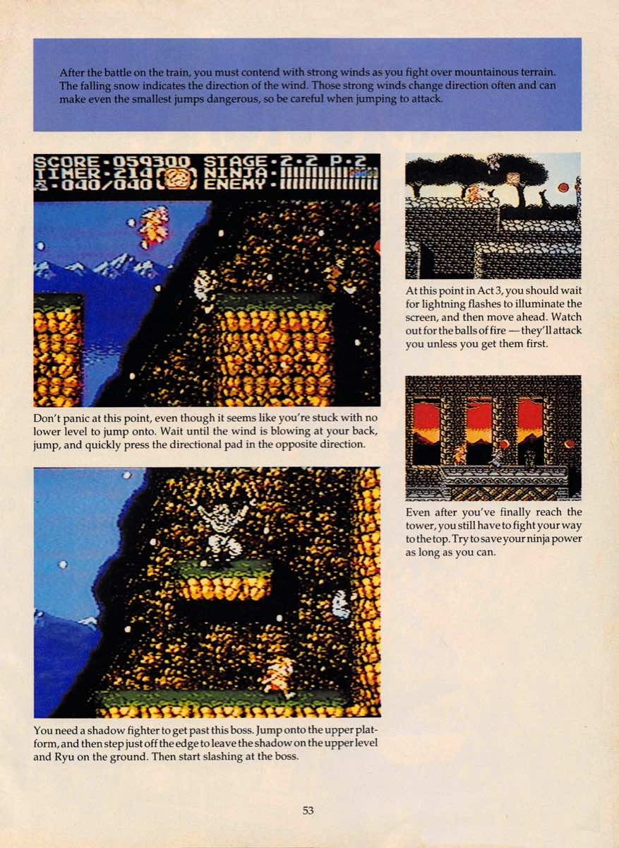 Game Players Guide To Nintendo   June 1990 p-053