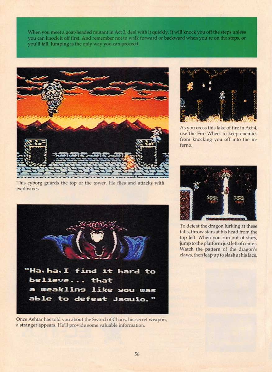 Game Players Guide To Nintendo   June 1990 p-056