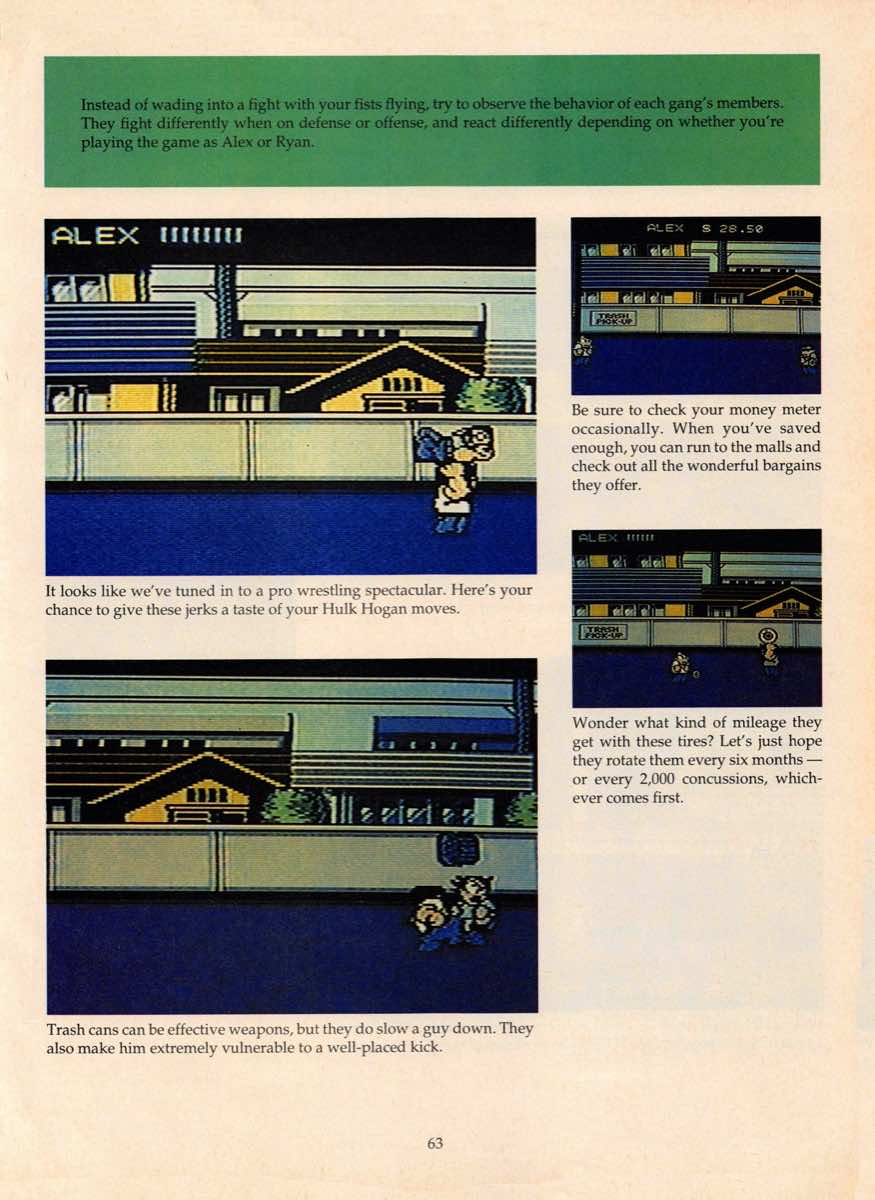 Game Players Guide To Nintendo | June 1990 p-063
