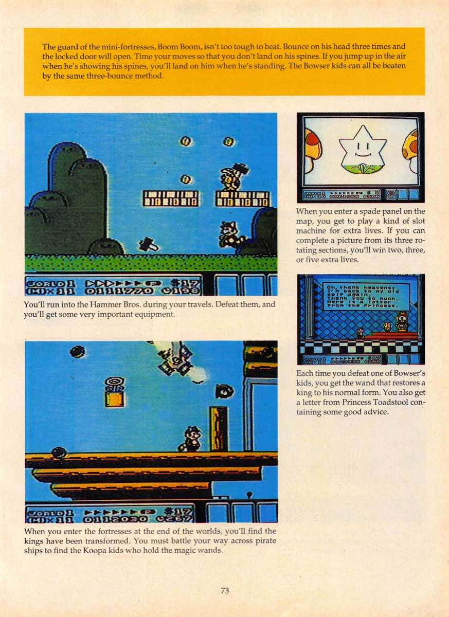 Game Players Guide To Nintendo   June 1990 p-073