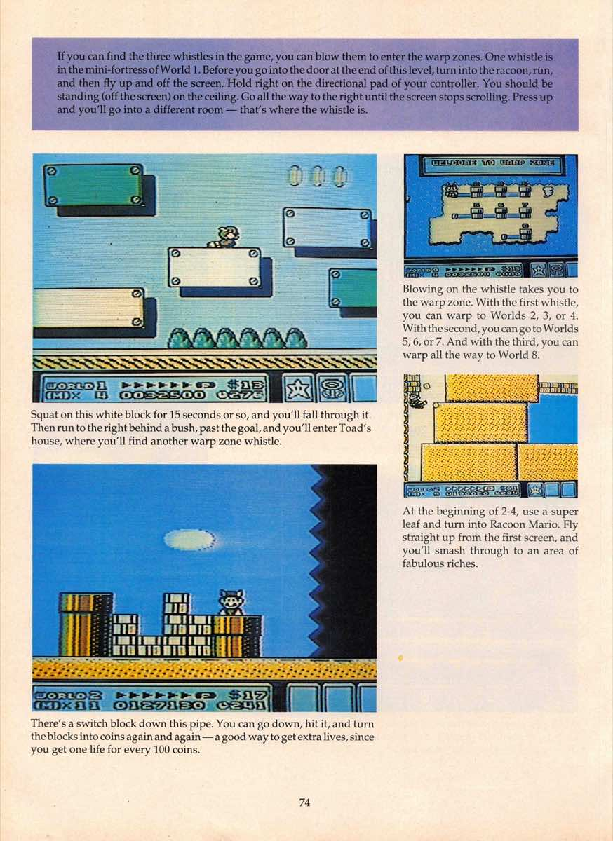 Game Players Guide To Nintendo   June 1990 p-074