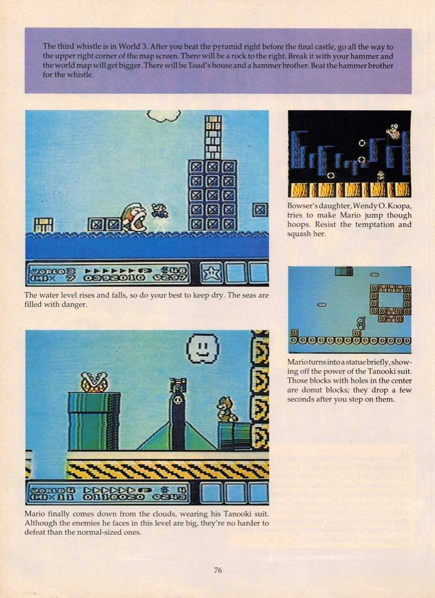 Game Players Guide To Nintendo   June 1990 p-076