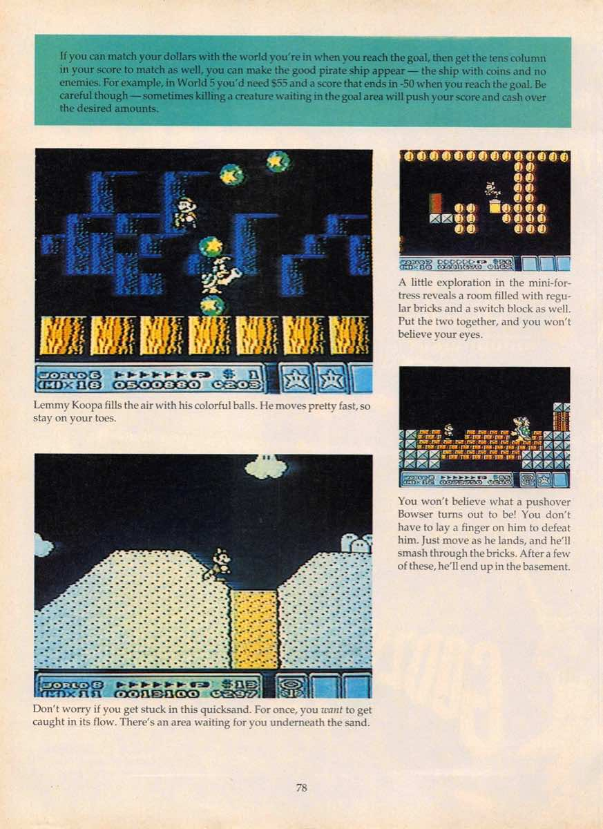 Game Players Guide To Nintendo   June 1990 p-078
