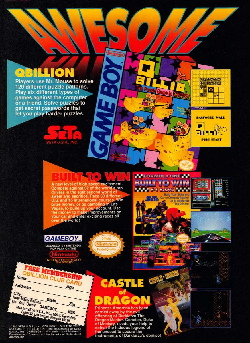 Game Players Guide To Nintendo | June 1990 p-091