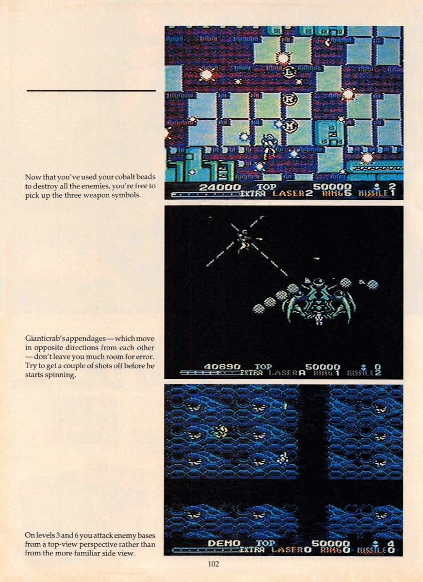 Game Players Guide To Nintendo | June 1990 p-102