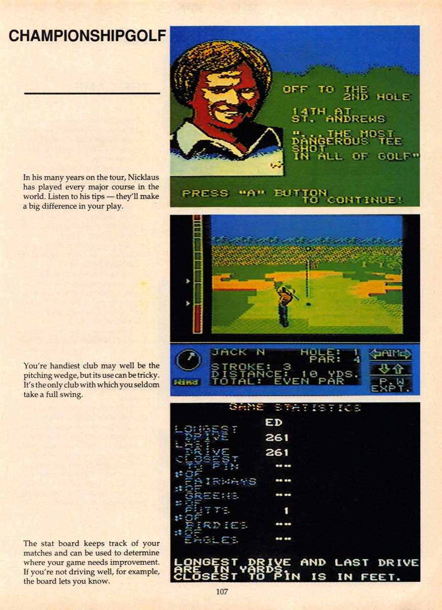 Game Players Guide To Nintendo | June 1990 p-107