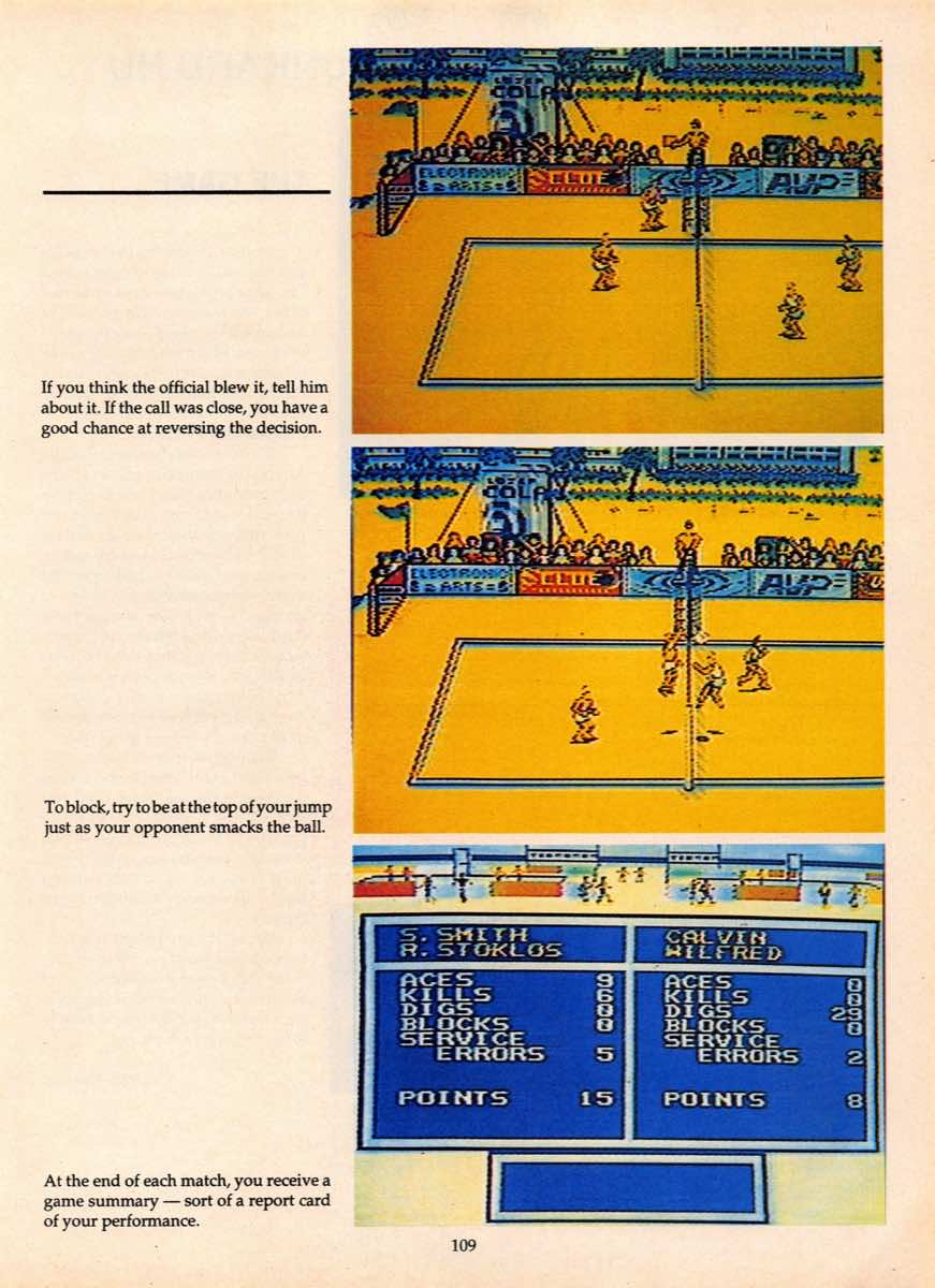 Game Players Guide To Nintendo   June 1990 p-109