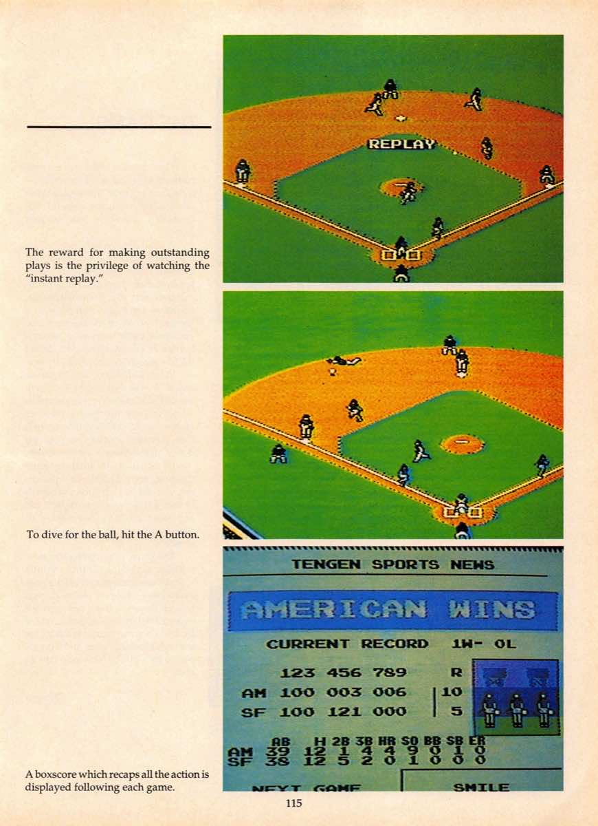 Game Players Guide To Nintendo   June 1990 p-115