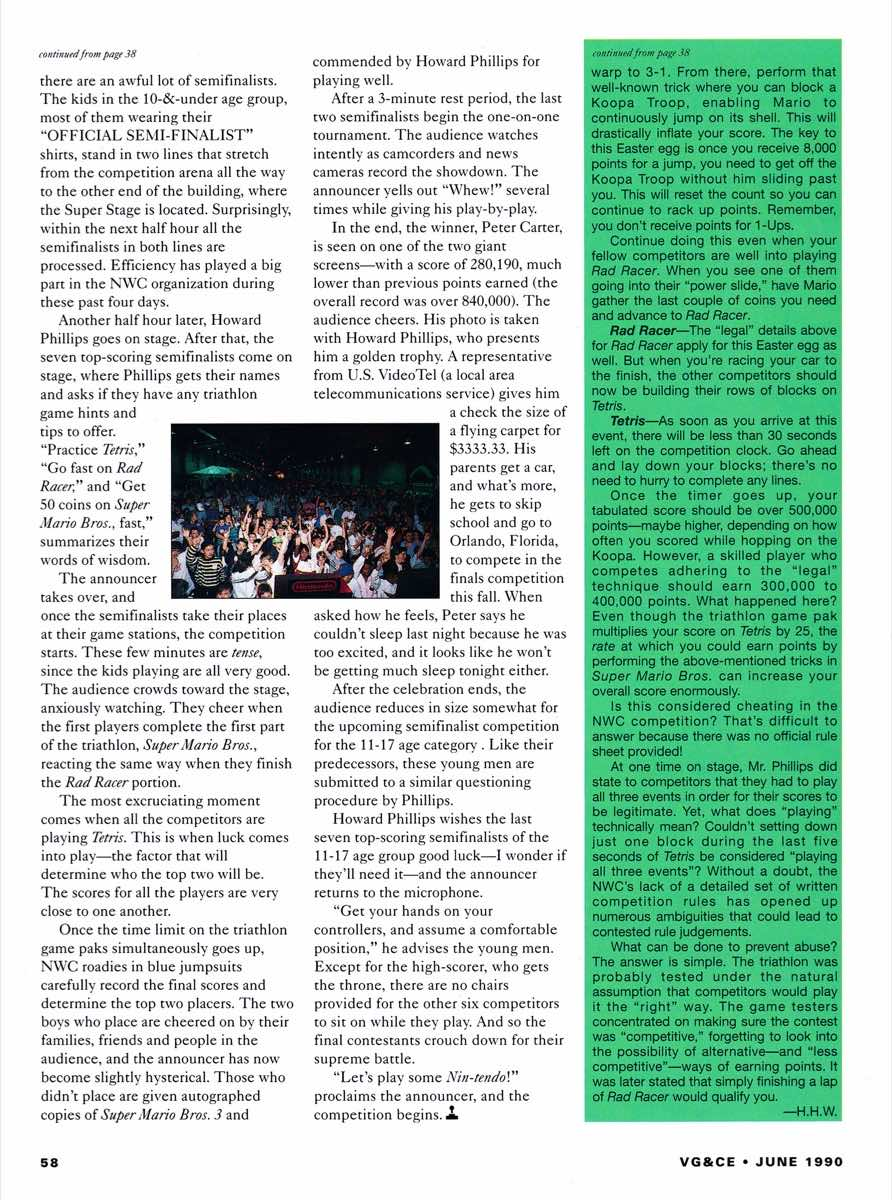 VGCE | June 1990 p-058