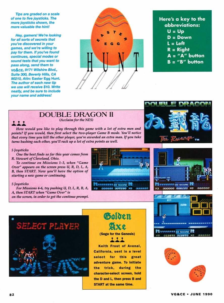 VGCE | June 1990 p-082