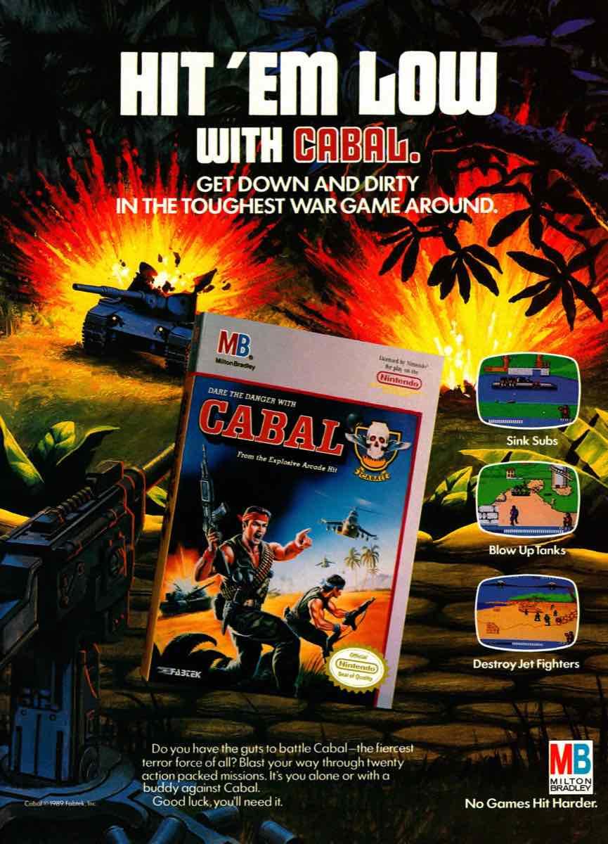 GamePro   July 1990 p-019