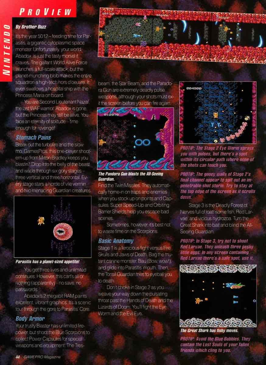GamePro | July 1990 p-044