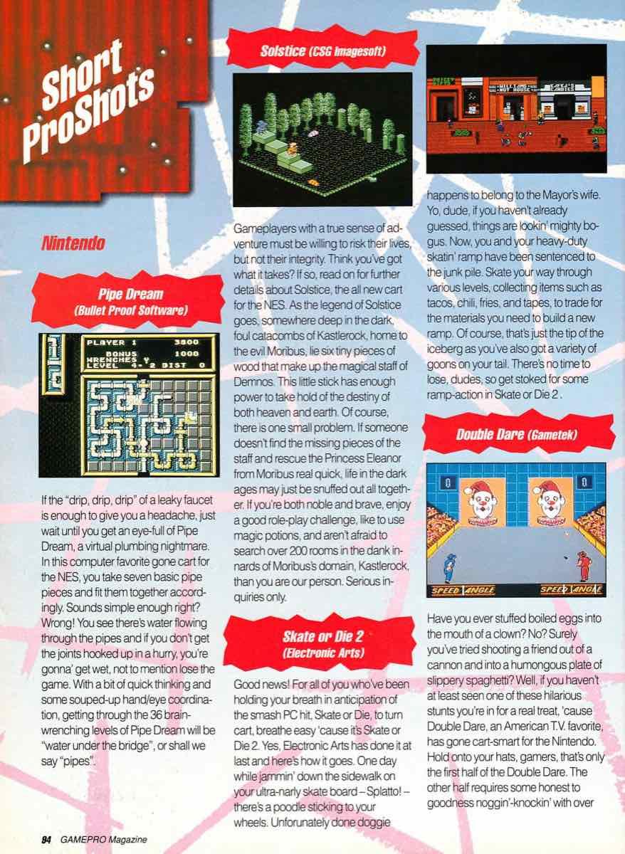 GamePro | July 1990 p-094