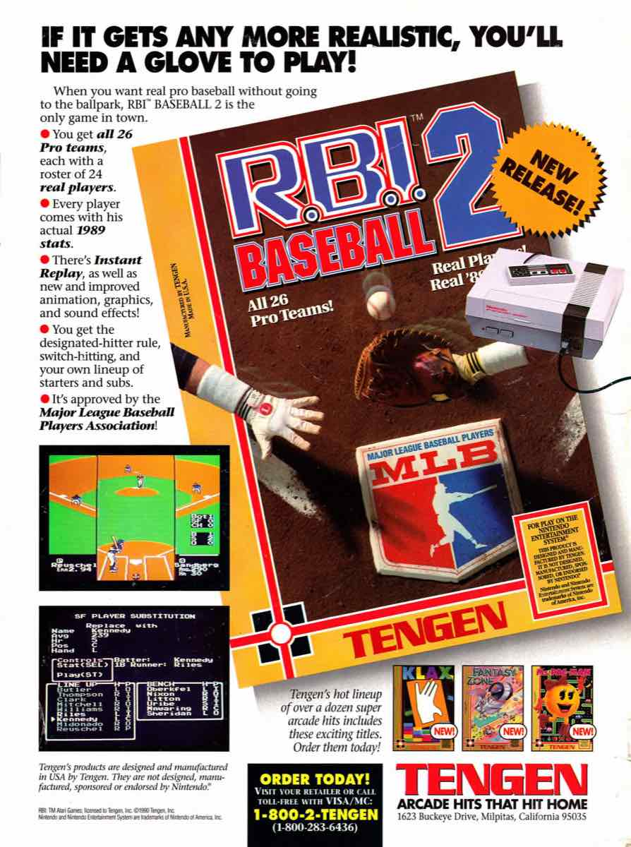GamePro   July 1990 p-120