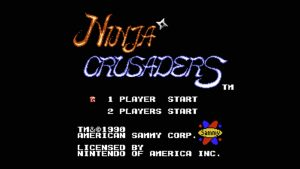 Ninja Crusaders (NES) Game Hub