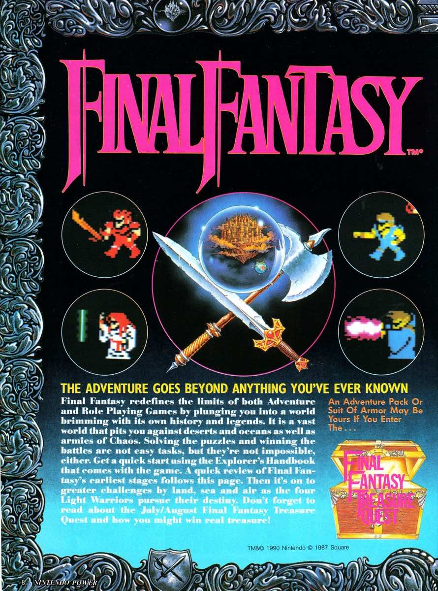 Nintendo Power   July August 1990 p-008