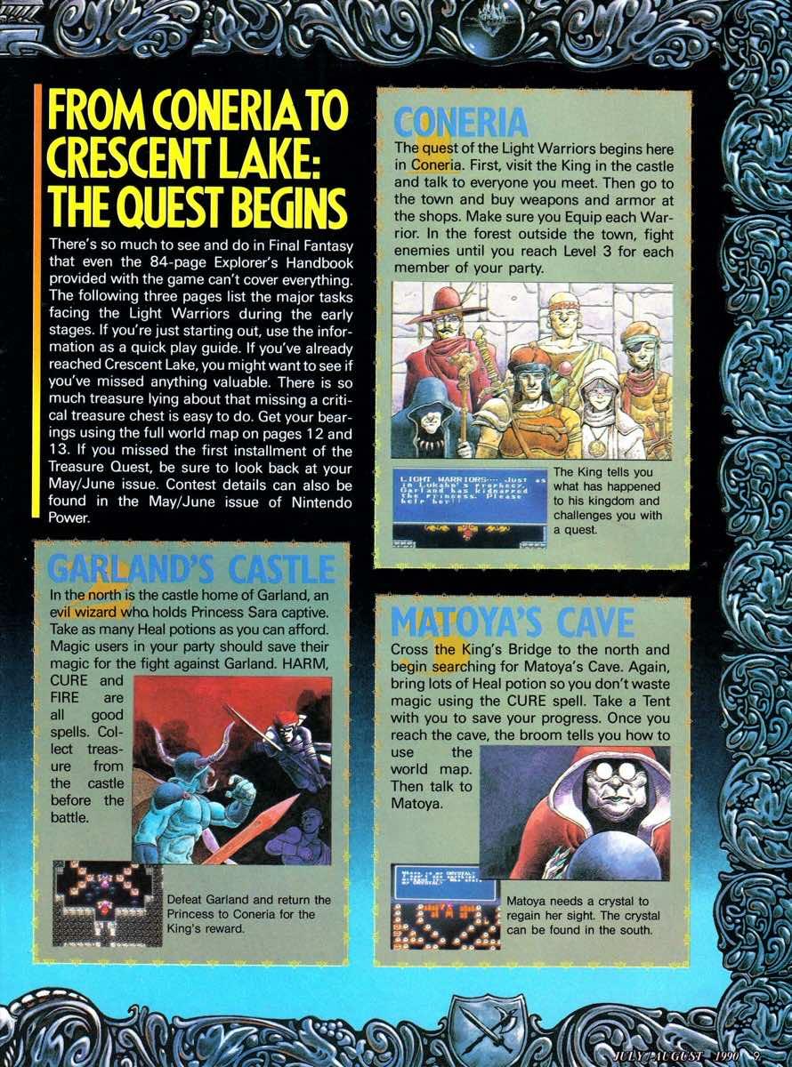 Nintendo Power   July August 1990 p-009