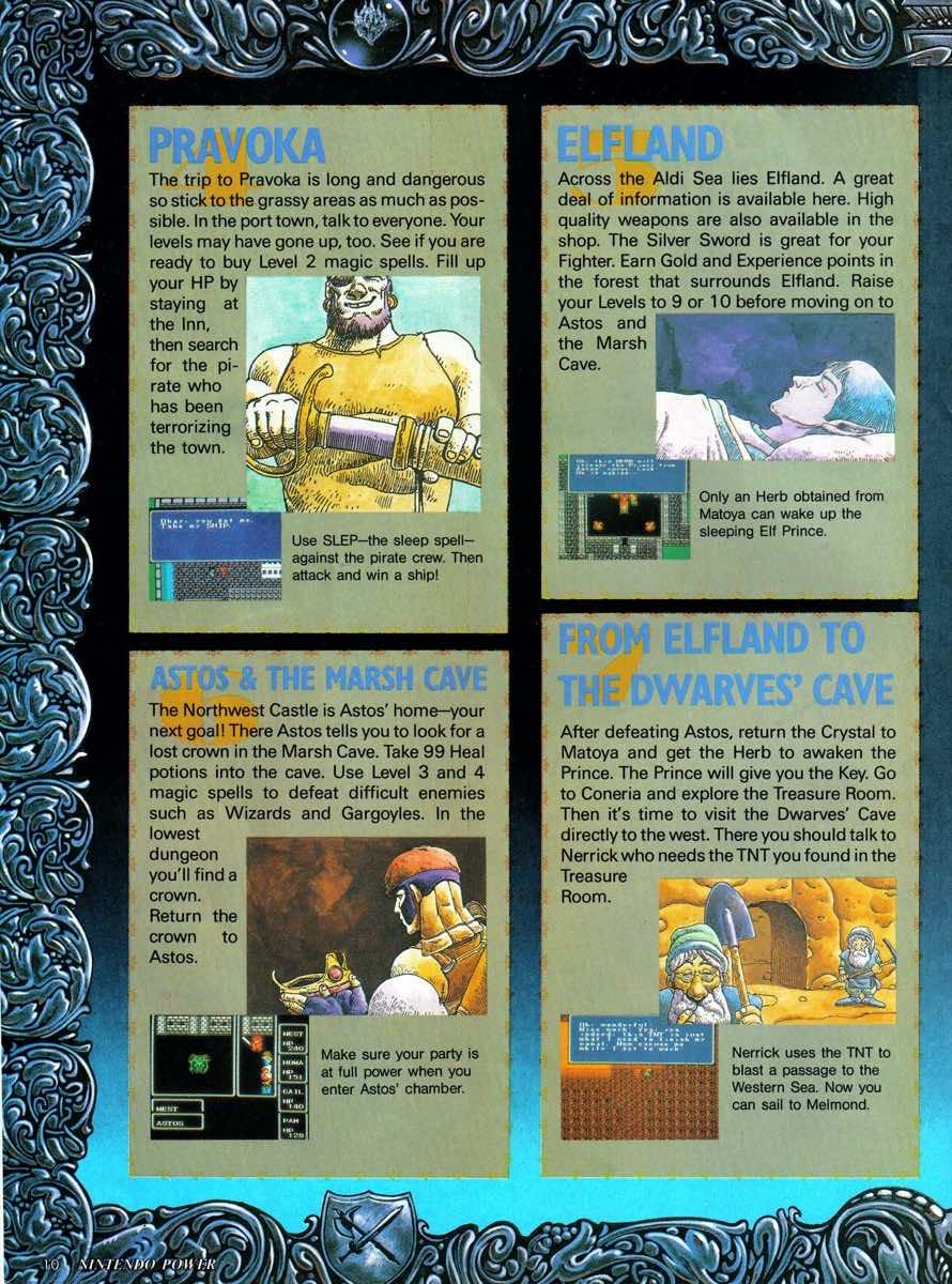 Nintendo Power   July August 1990 p-010