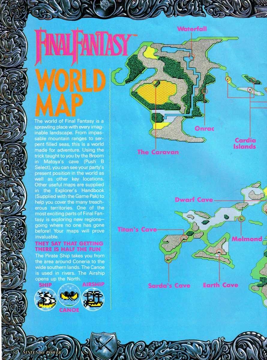 Nintendo Power   July August 1990 p-012