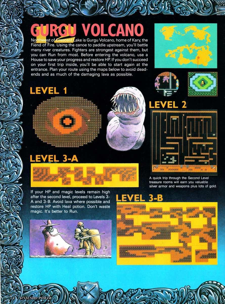 Nintendo Power   July August 1990 p-014