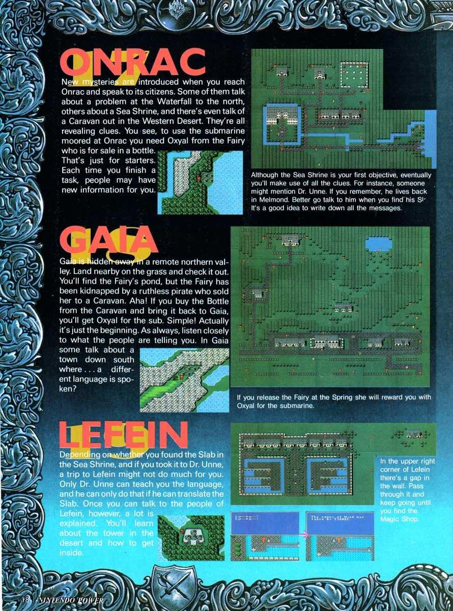 Nintendo Power   July August 1990 p-018