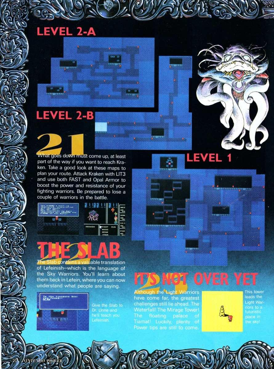 Nintendo Power   July August 1990 p-020