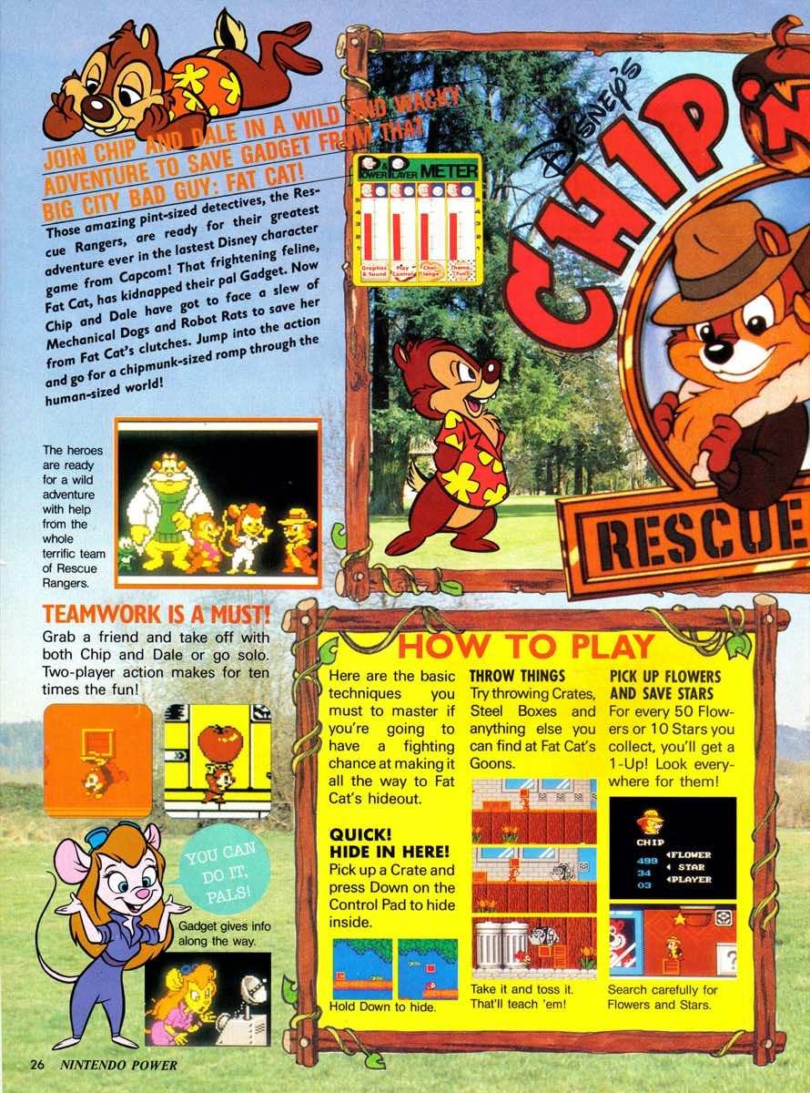 Nintendo Power | July August 1990 p-026