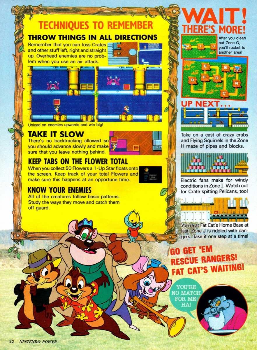 Nintendo Power | July August 1990 p-032