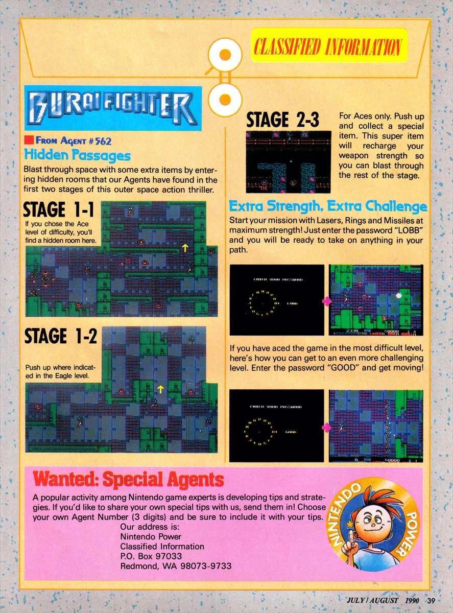 Nintendo Power | July August 1990 p-039