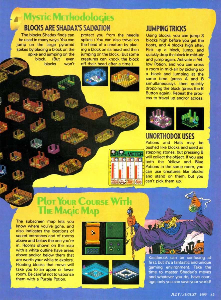 Nintendo Power | July August 1990 p-045