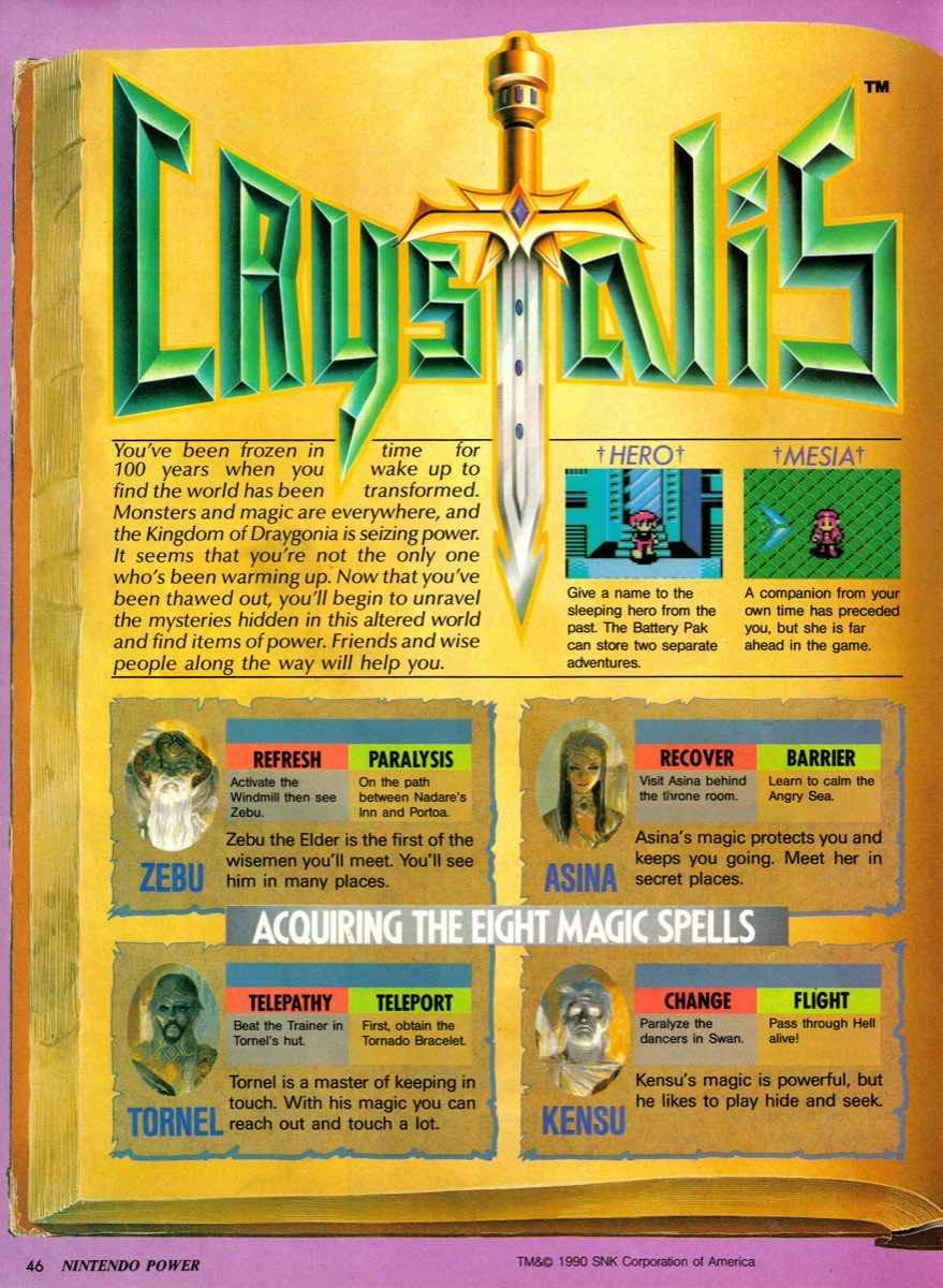Nintendo Power   July August 1990 p-046