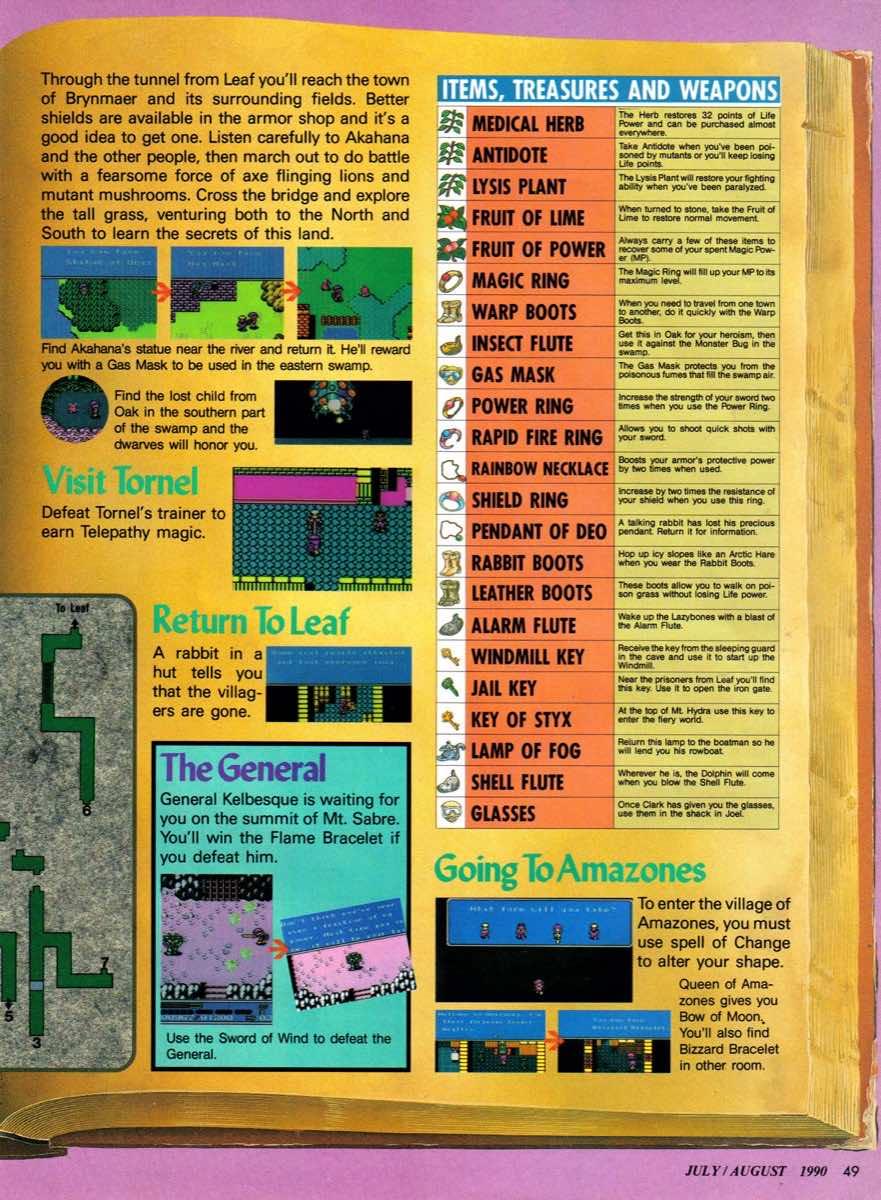 Nintendo Power   July August 1990 p-049