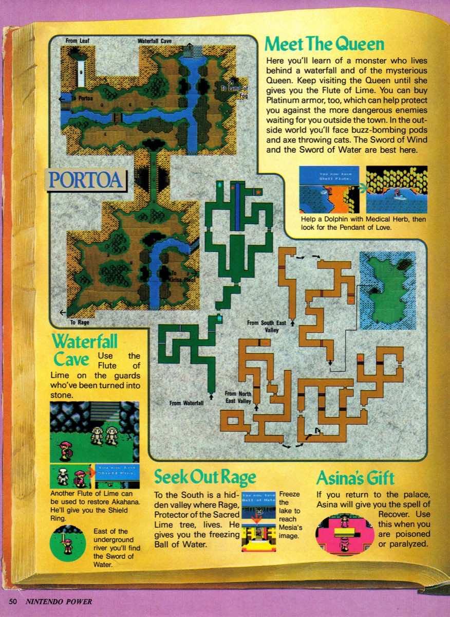 Nintendo Power   July August 1990 p-050