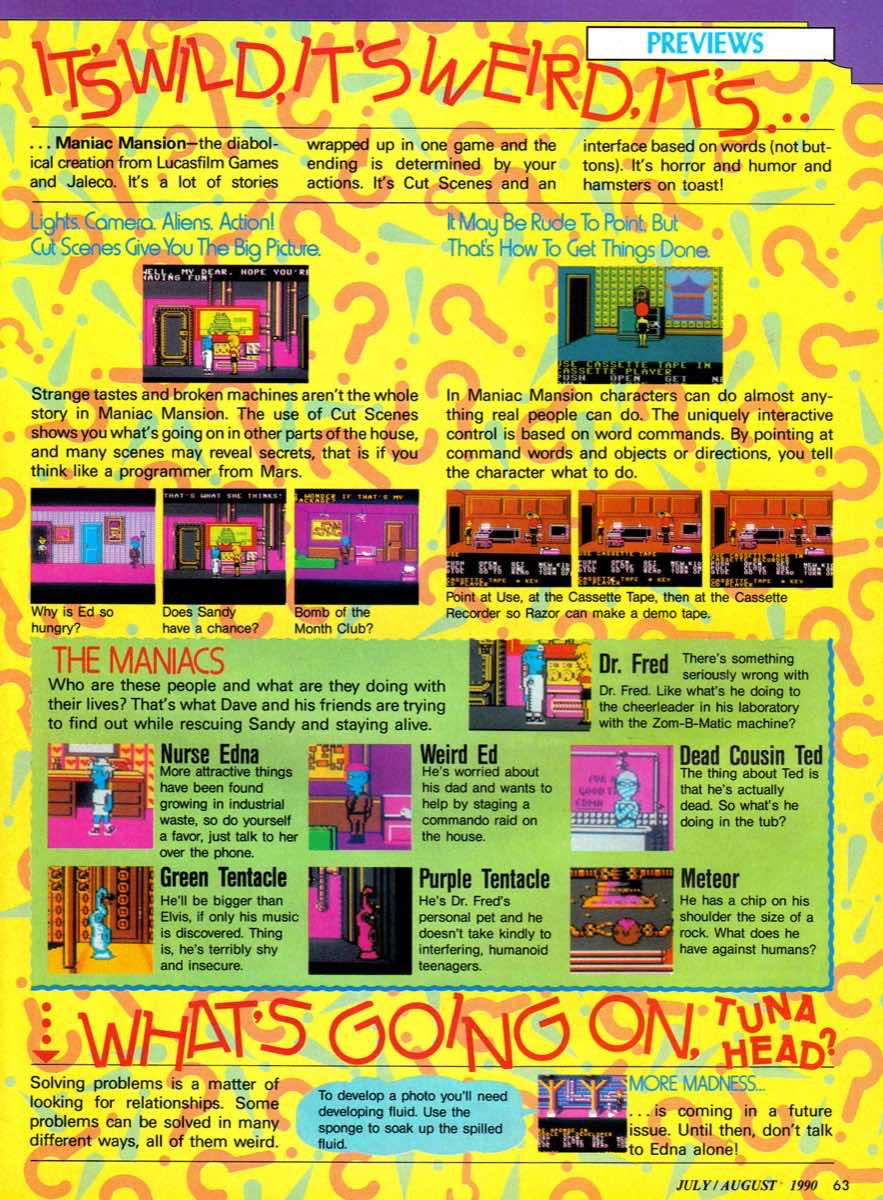 Nintendo Power | July August 1990 p-063
