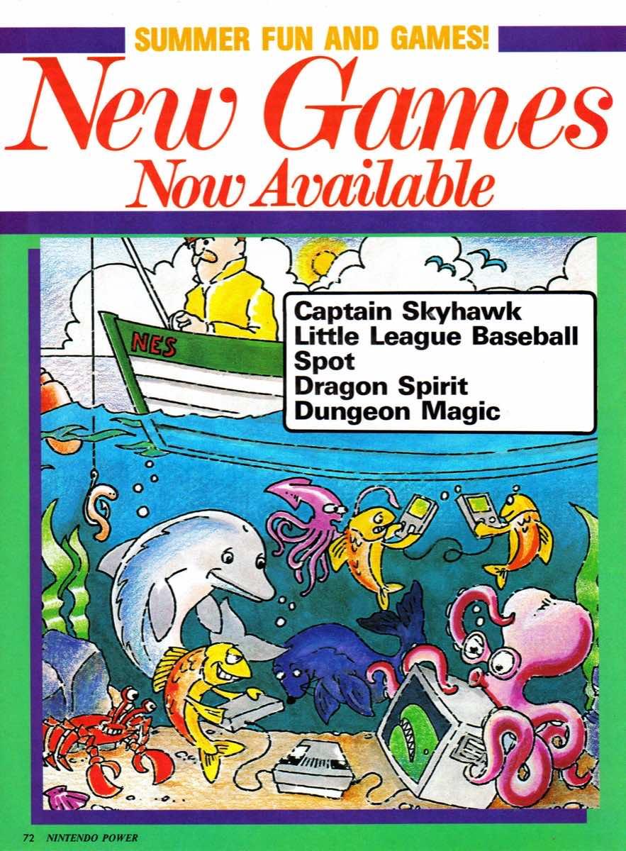 Nintendo Power   July August 1990 p-072