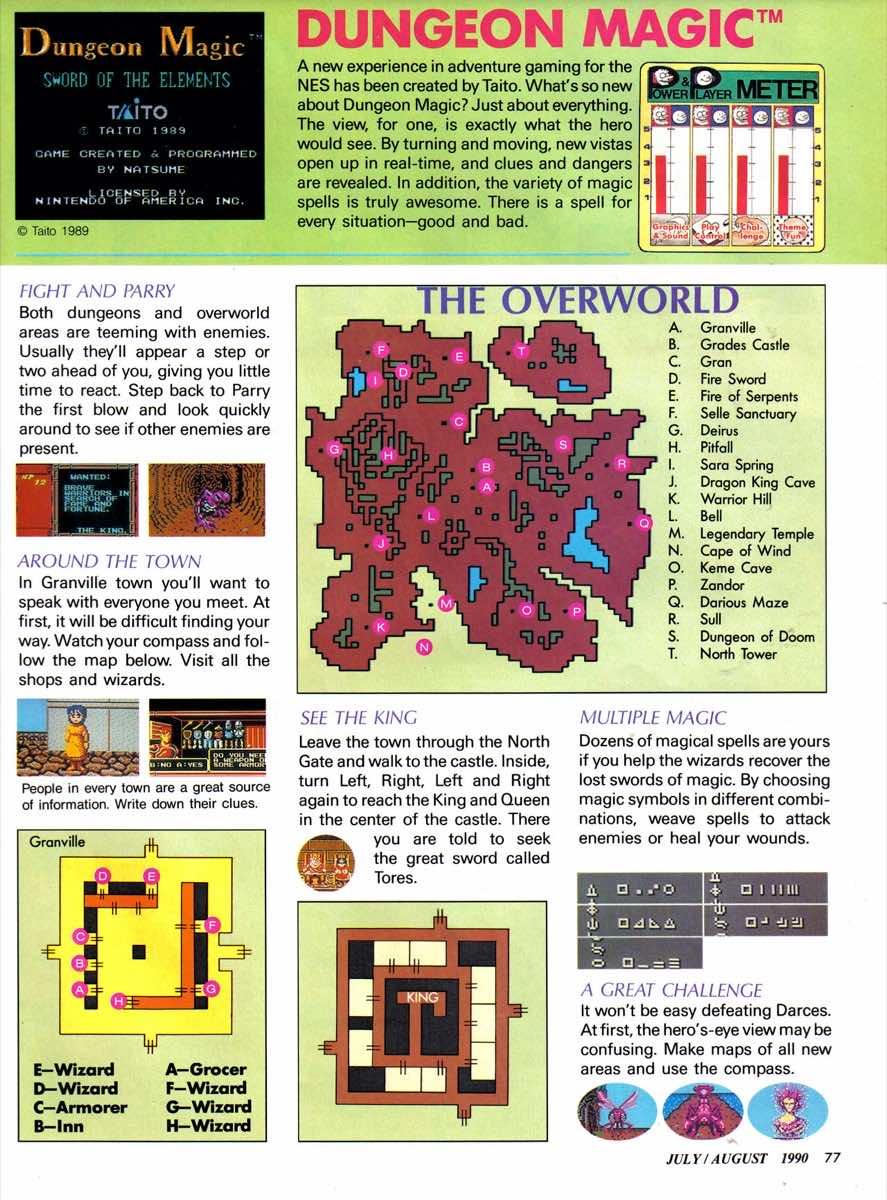 Nintendo Power   July August 1990 p-077
