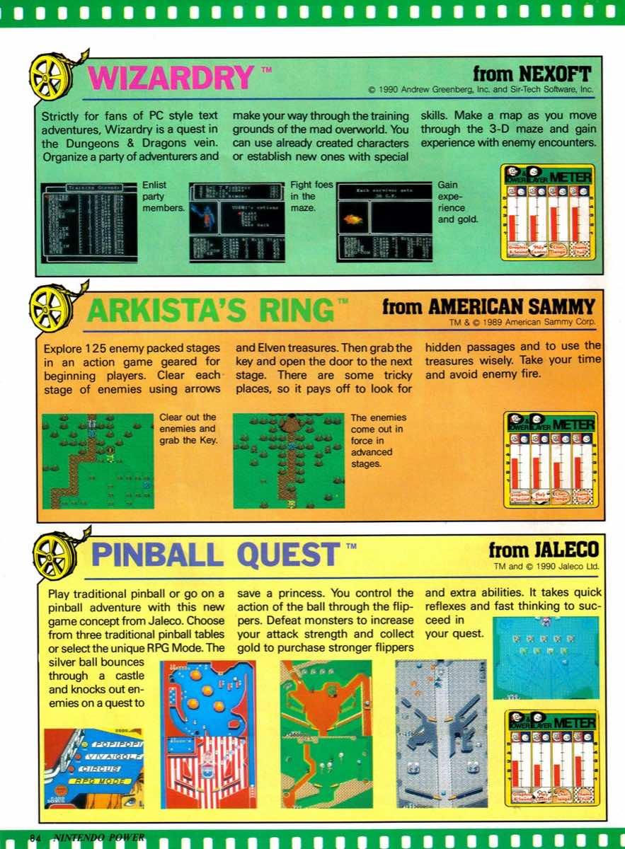 Nintendo Power | July August 1990 p-084