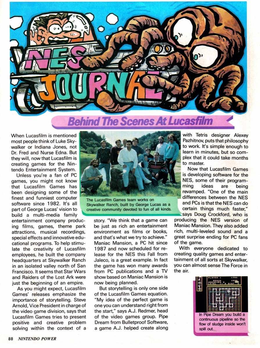 Nintendo Power | July August 1990 p-088