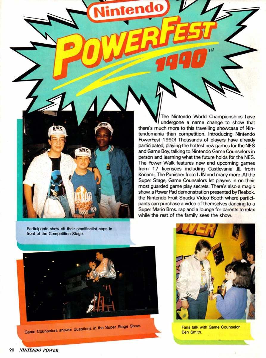 Nintendo Power | July August 1990 p-090