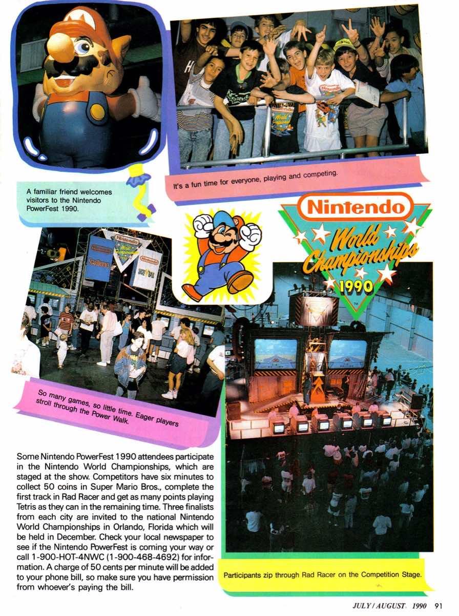 Nintendo Power | July August 1990 p-091