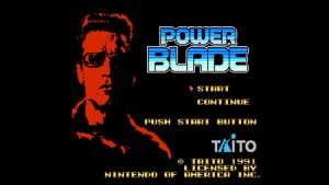 Power Blade (NES) Game Hub