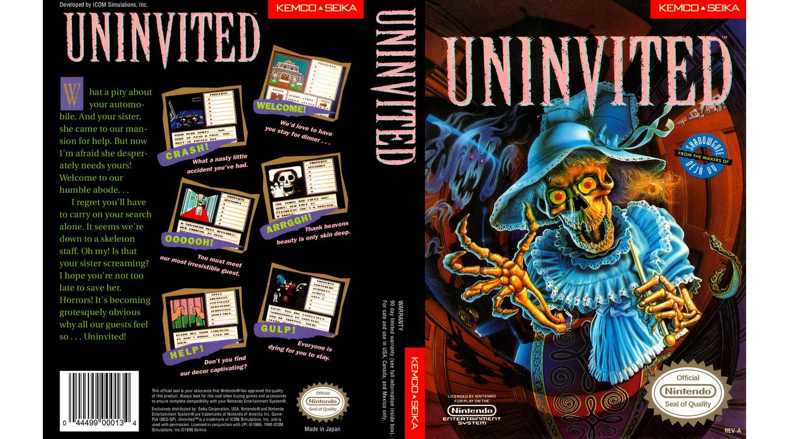feat-uninvited