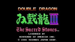 Double Dragon III: The Sacred Stones (NES) Game Hub