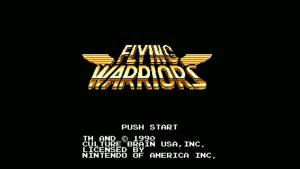 Flying Warriors (NES) Game Hub