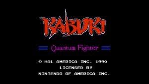 Kabuki: Quantum Fighter (NES) Game Hub