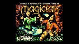 Magician (NES) Game Hub