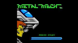 Metal Mech (NES) Game Hub